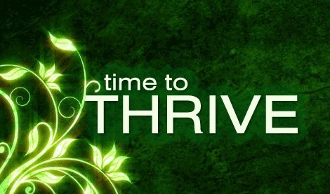 Move Through, To Thriving!